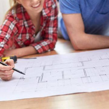 budowa domu na zgłoszenie