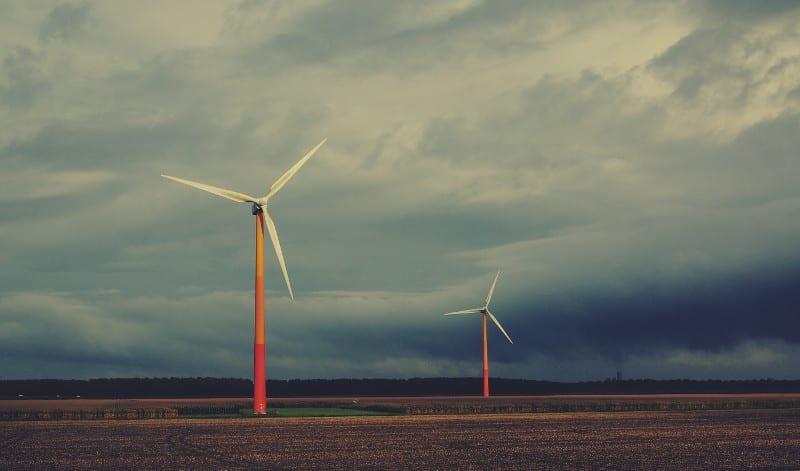 energooszczędność wiatraki