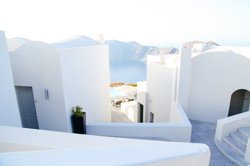 modne domy w prostym designie