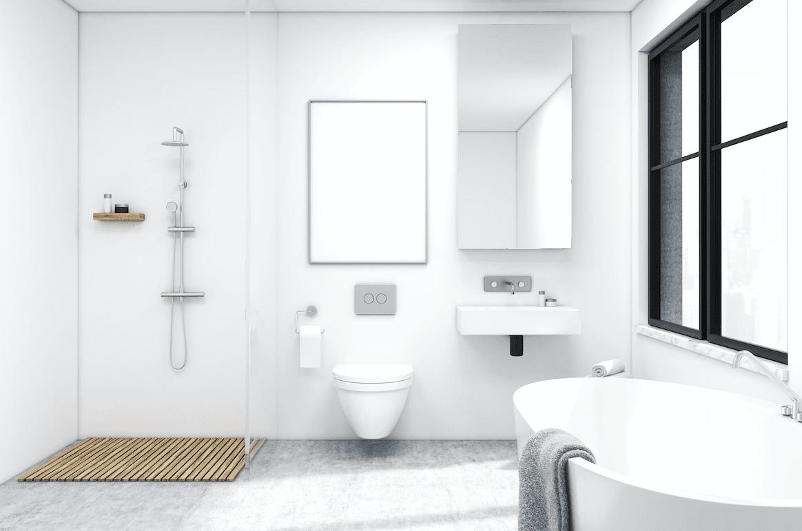 Ocieplamy Życie – Nowoczesna łazienka
