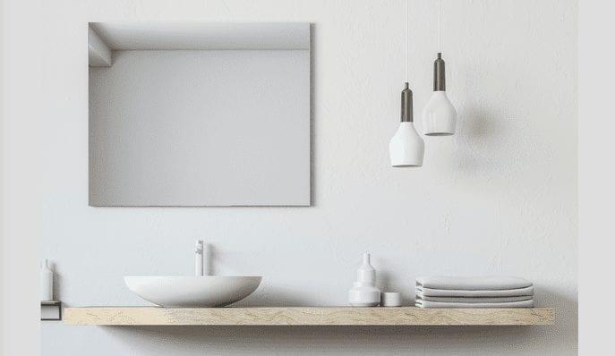 Ocieplamy Życie: prosta łazienka