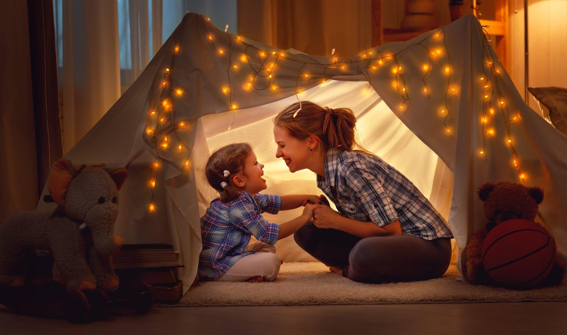 Namiot dla dziecka