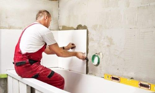łazienka remont