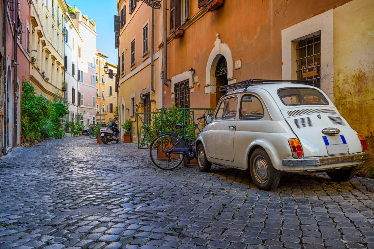 Miasto we Włoszech