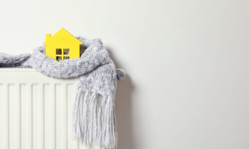 Ciepłe mieszkanie