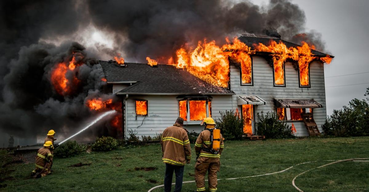ochrona przeciwpożarowa