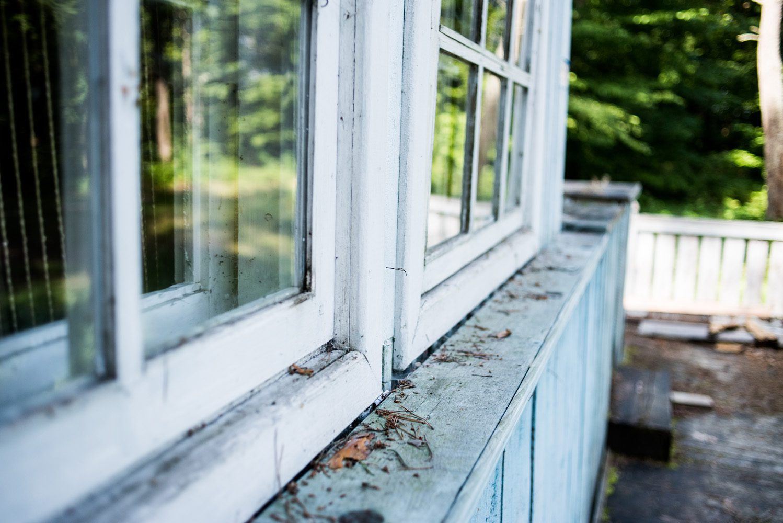 Uszczelnianie starych okien